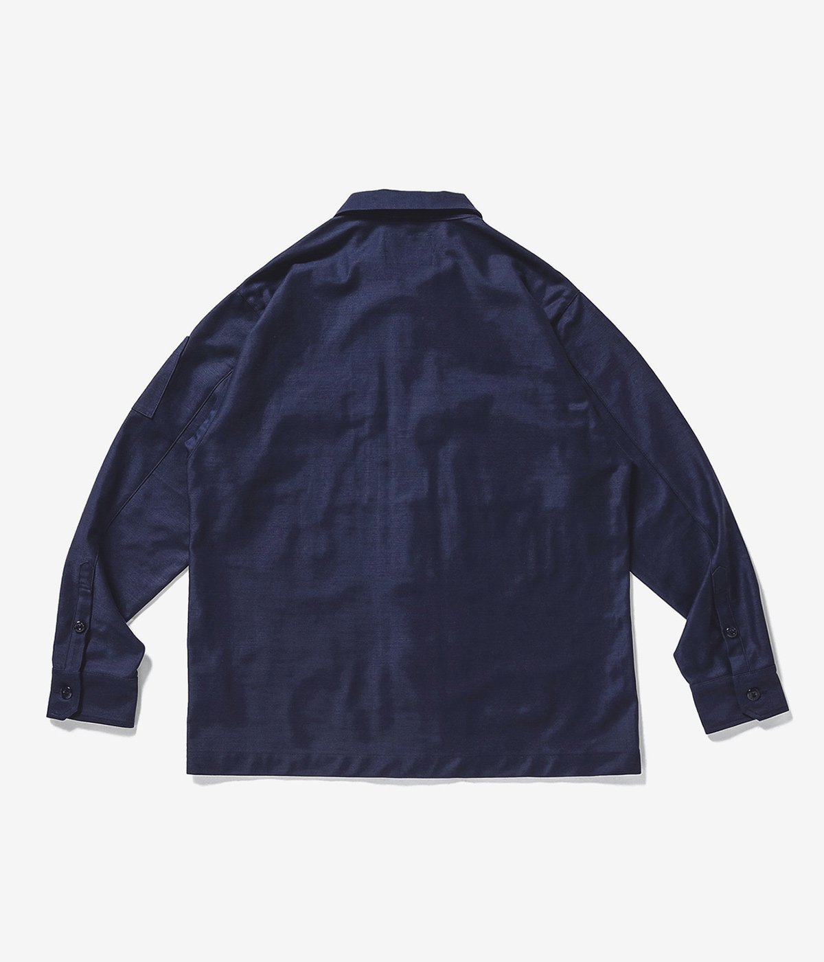 BUDS LS / SHIRT. COTTON. SATIN