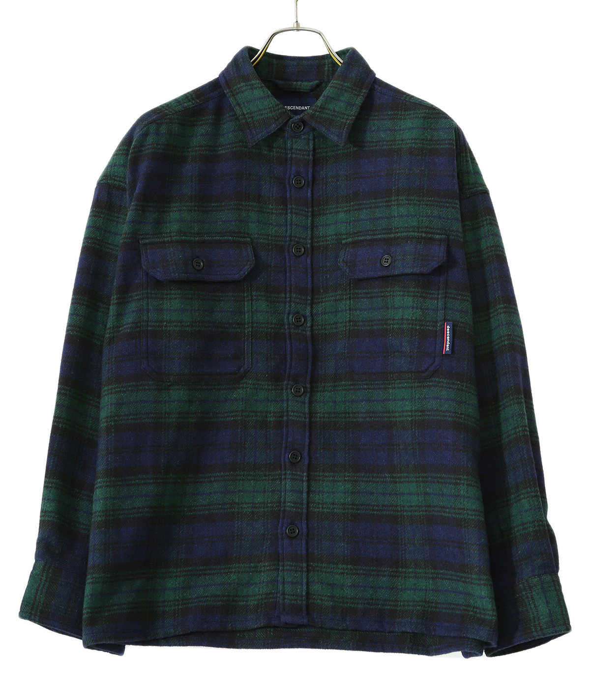 VANING CHECK LS SHIRT