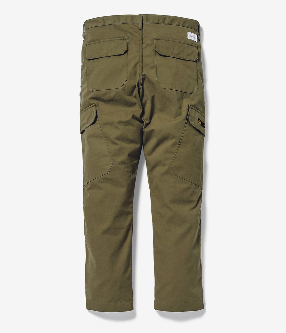 JUNGLE SKINNY / TROUSERS. COTTON. WEATHER