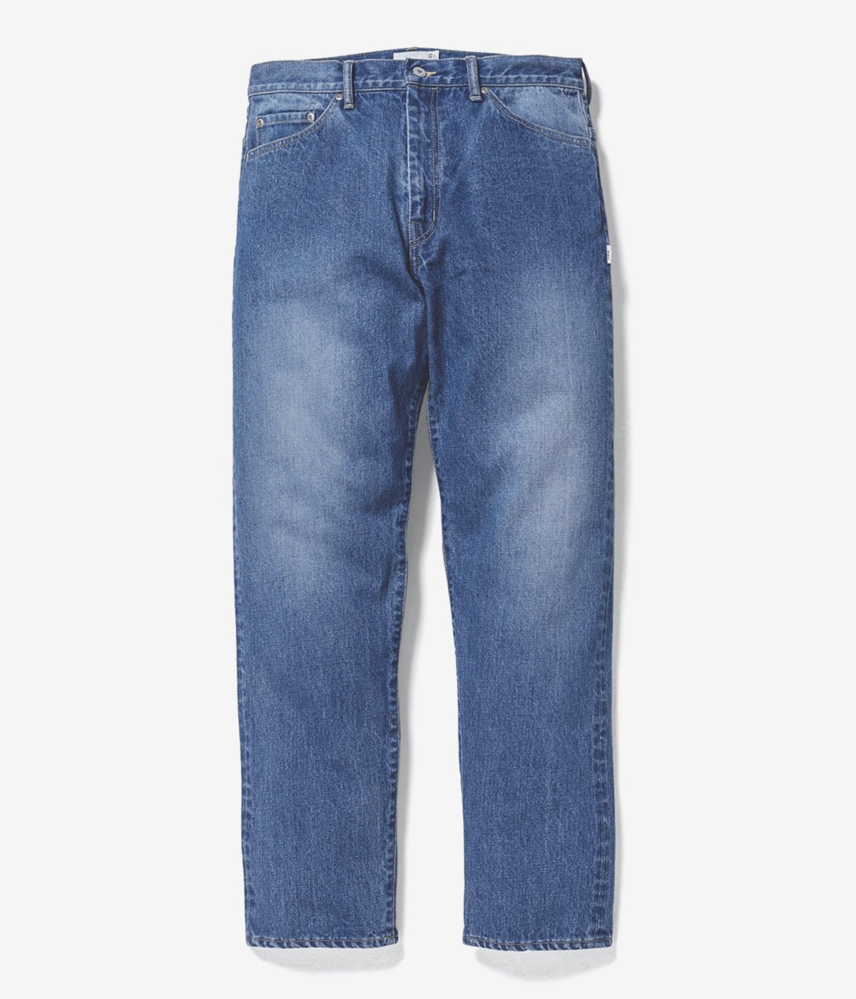 BLUES BAGGY / TROUSERS. COTTON. DENIM