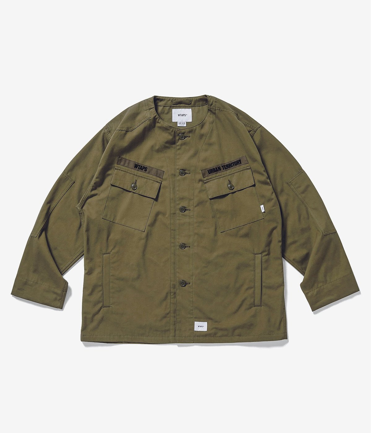 SCOUT LS / SHIRT. COTTON. WEATHER