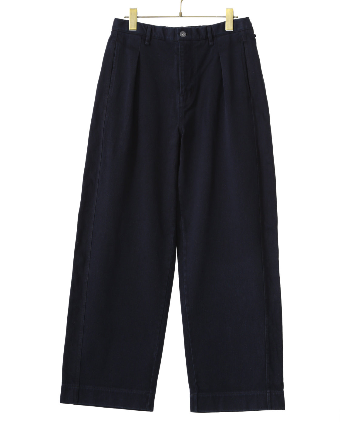MAZARINE WIDE TROUSERS
