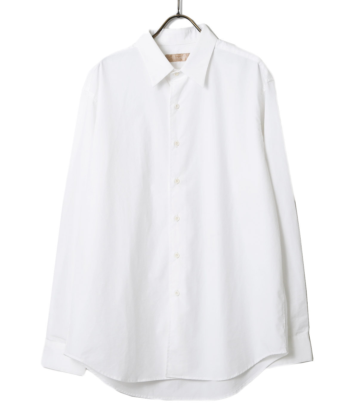 Supima Cotton poplin  MINIMAL SHIRTS