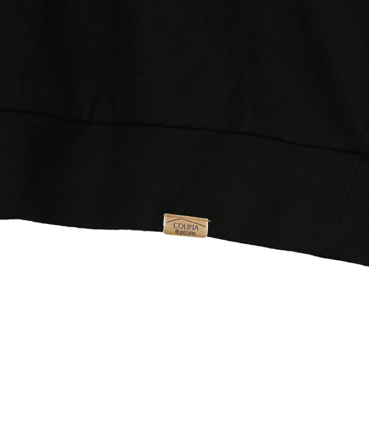 Super 140s Washable Wool Sweat