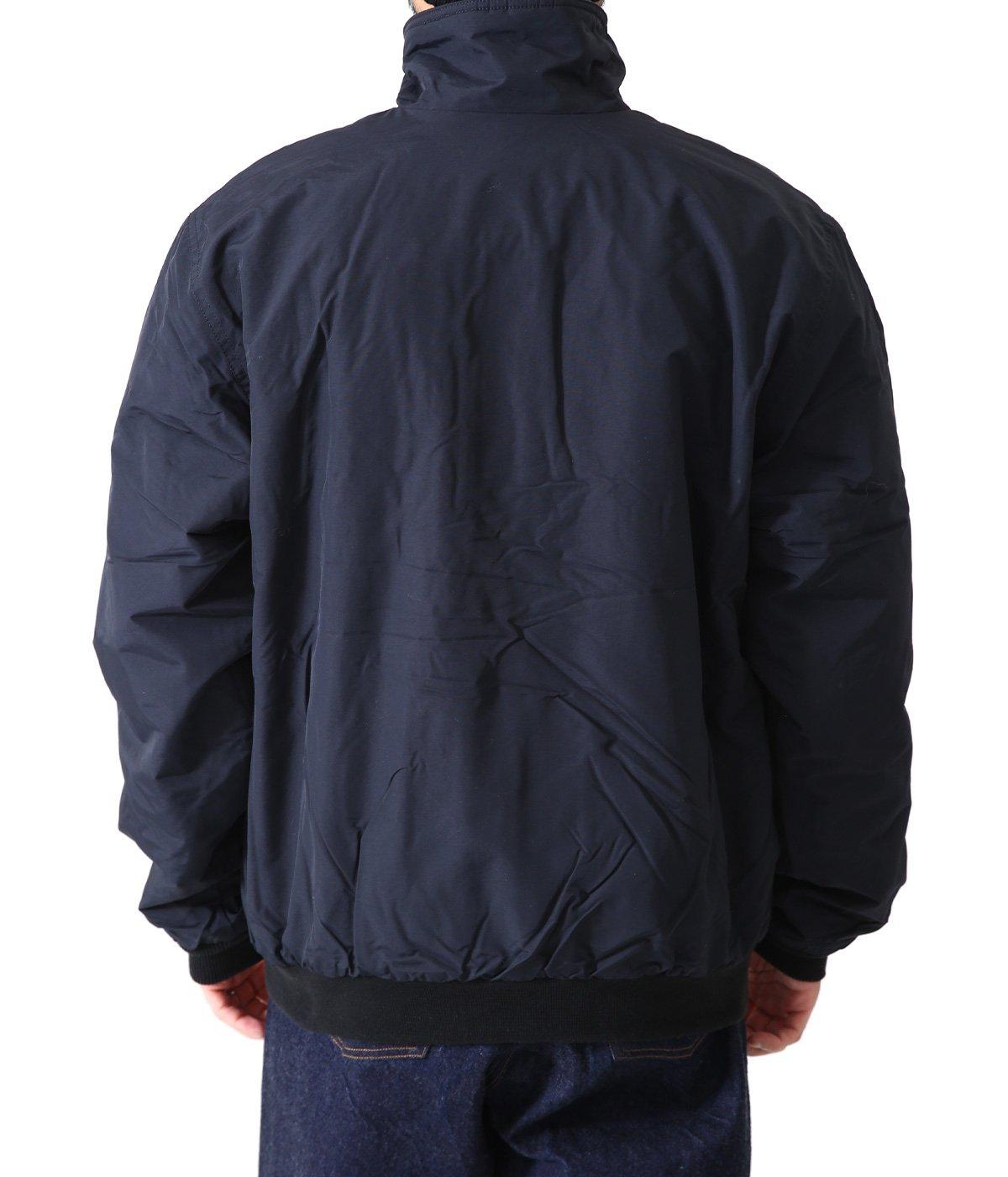 ウォームアップ・ジャケット