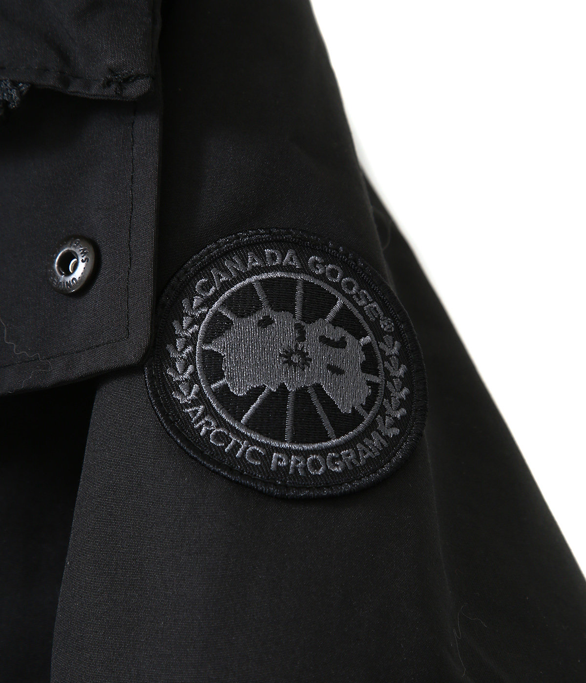 SHERRIDON PARKA FF BLACK LABEL (シェリドン パーカー ブラックレーベル)