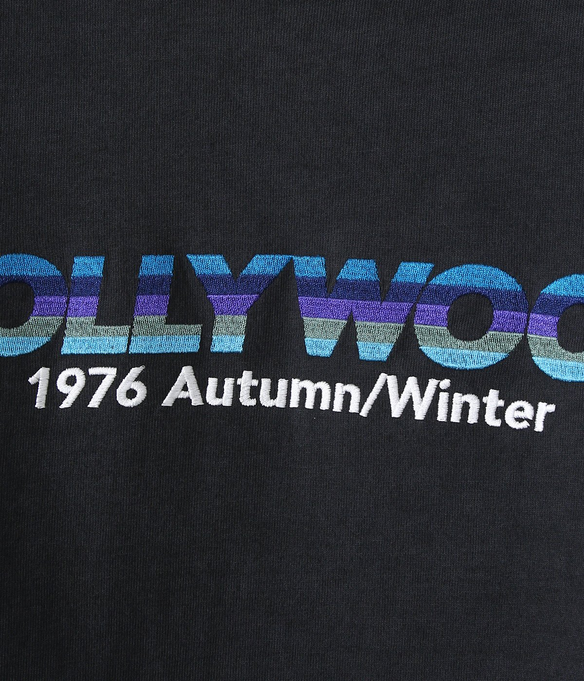 """""""HOLLYWOOD"""" Layered T-shirt"""