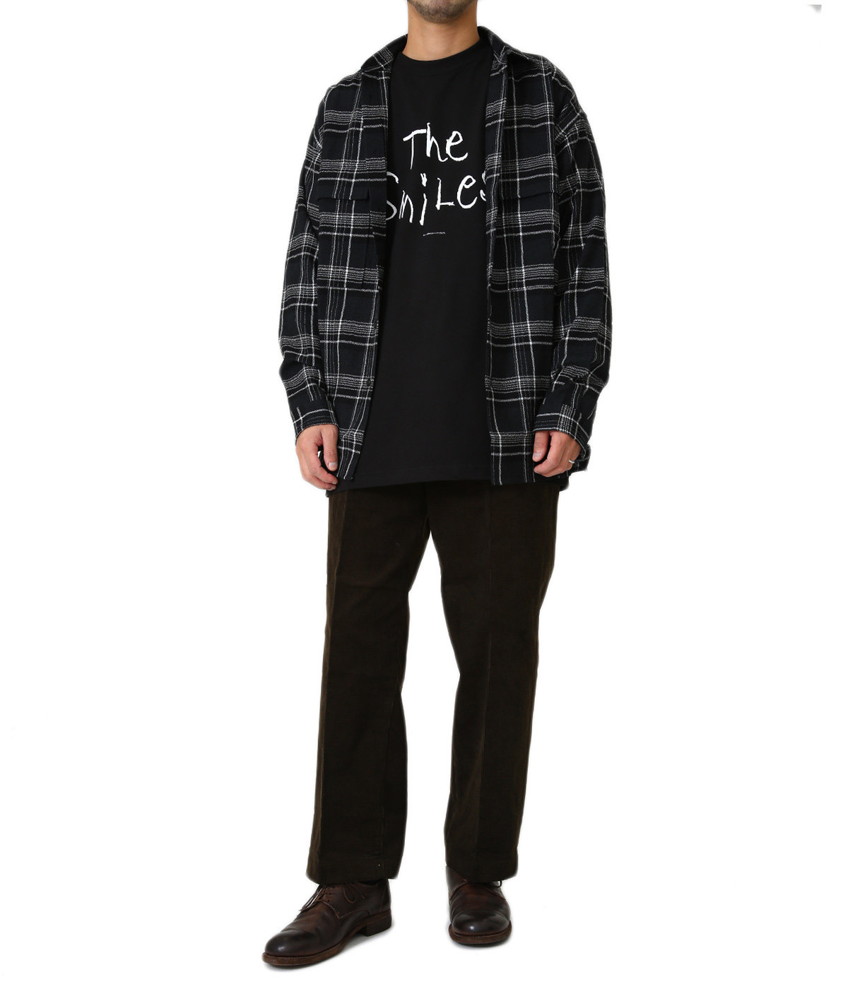 【ONLY ARK】別注 LS TEE THE SMILES