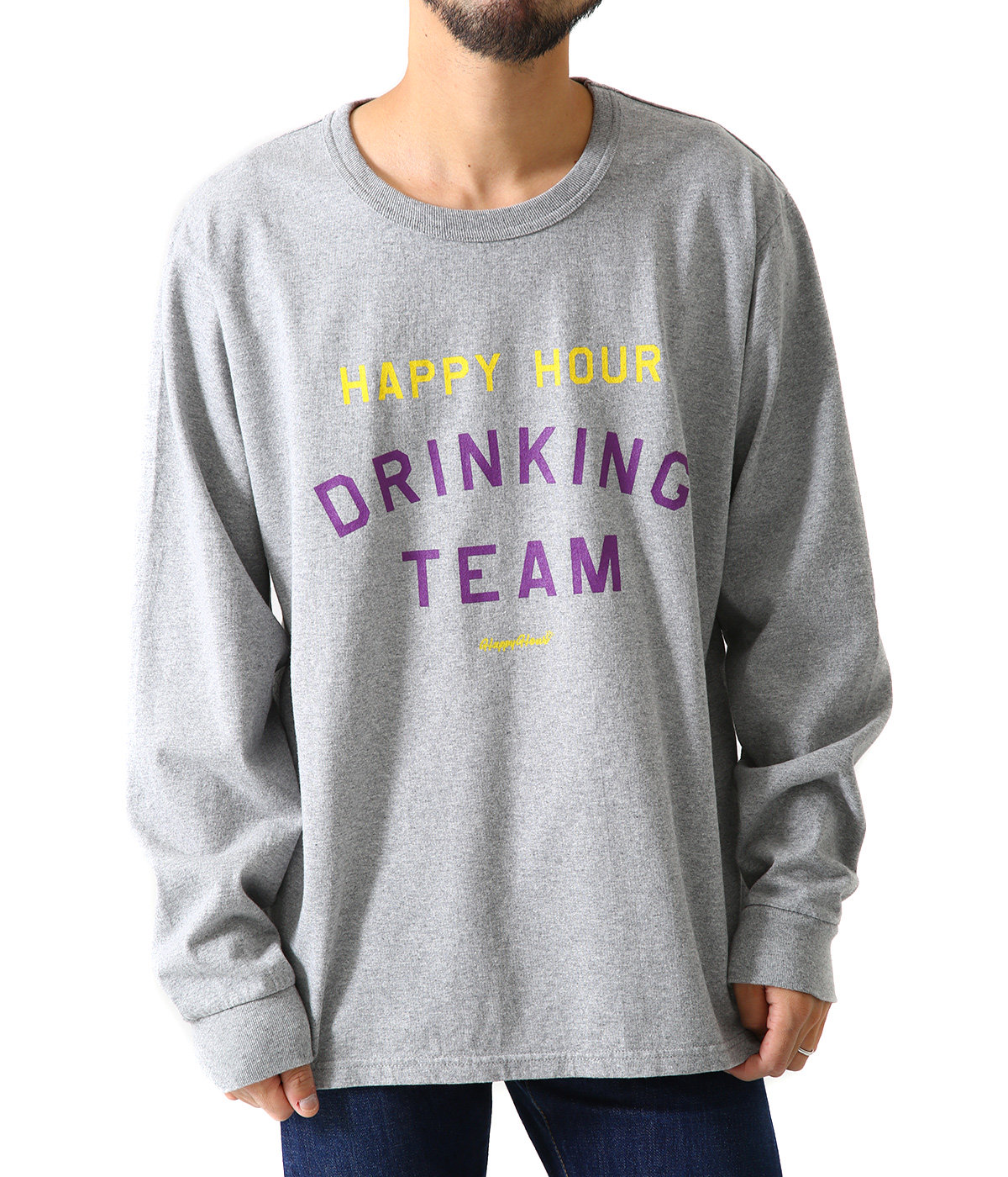 HAPPY HOUR DRINKING TEAM shirt