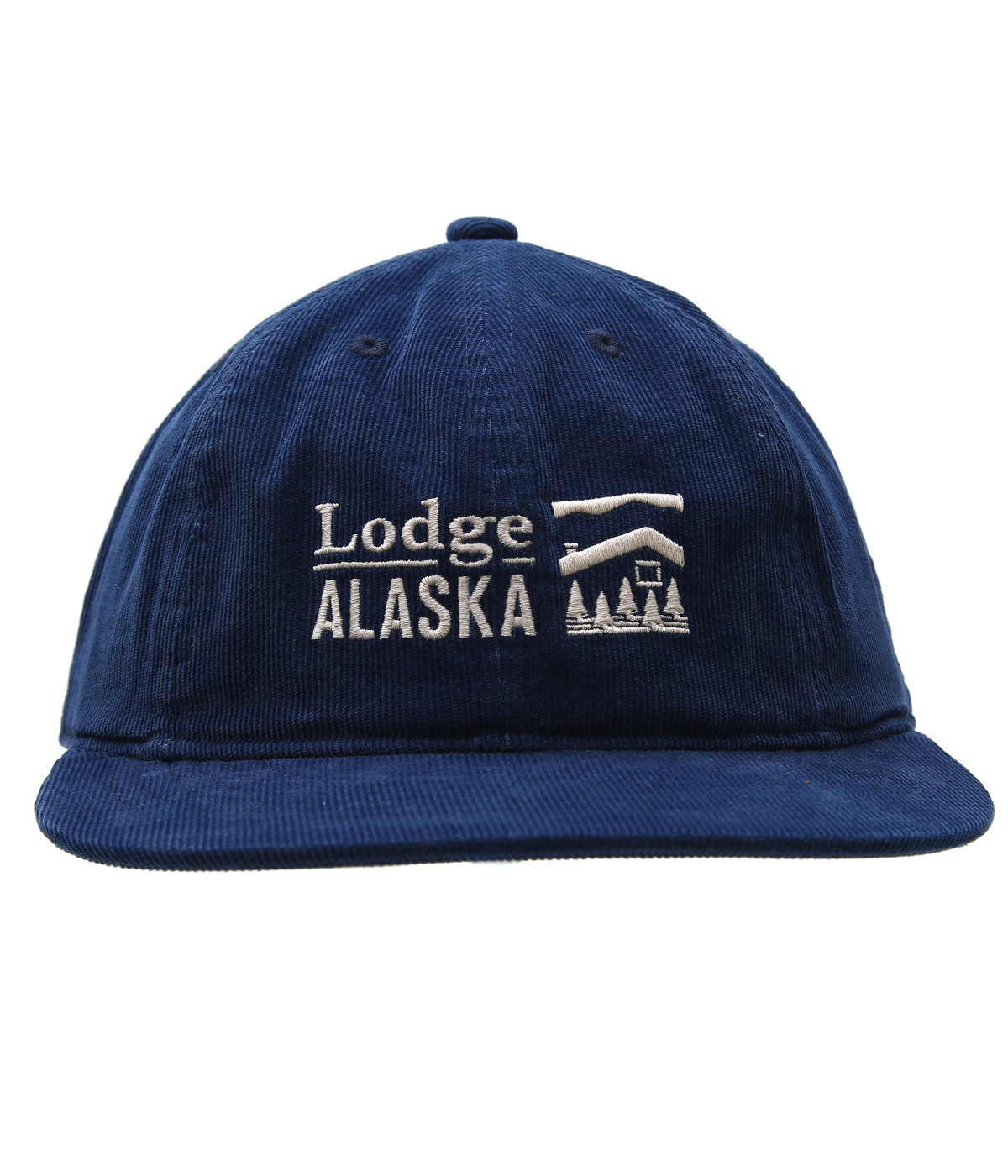 Lodge ALASKA LOGO CAP