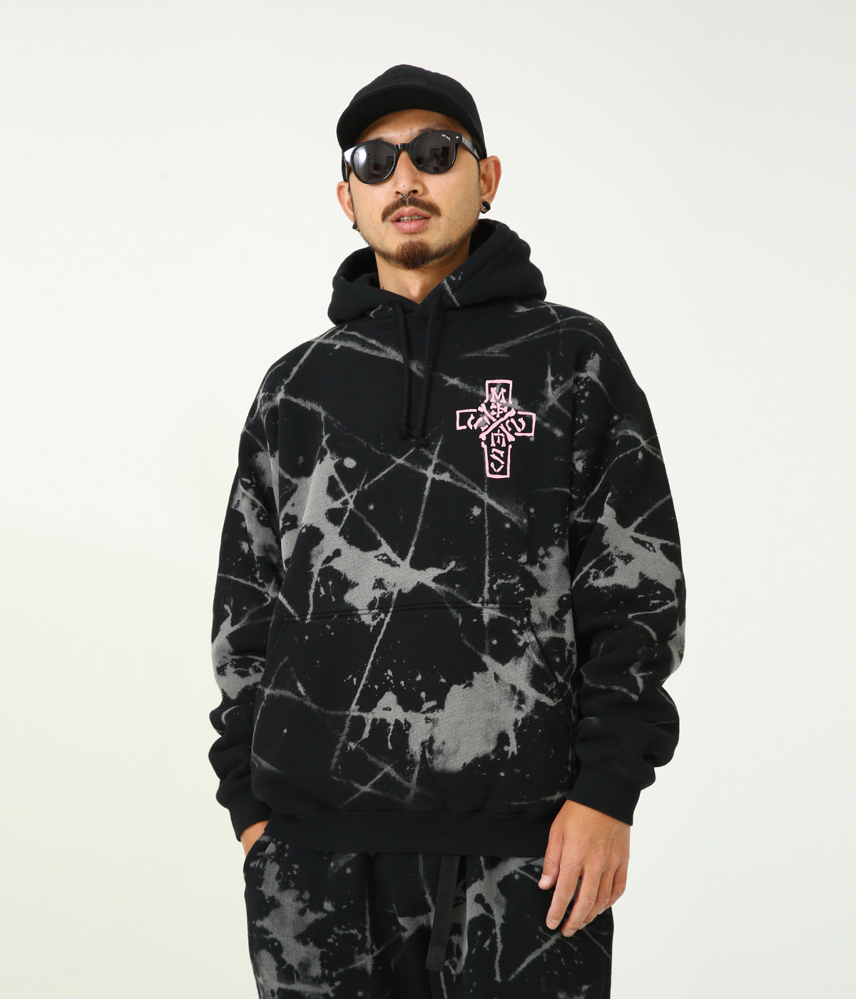 SWEAT HOODED DC