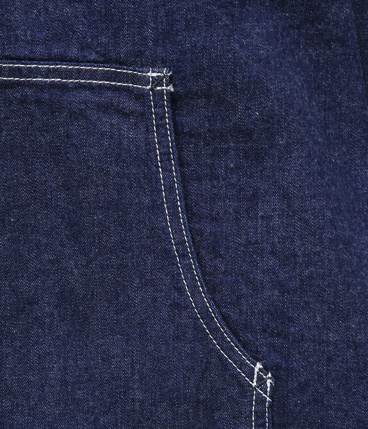 【予約】Selvage Denim Mexican Parker