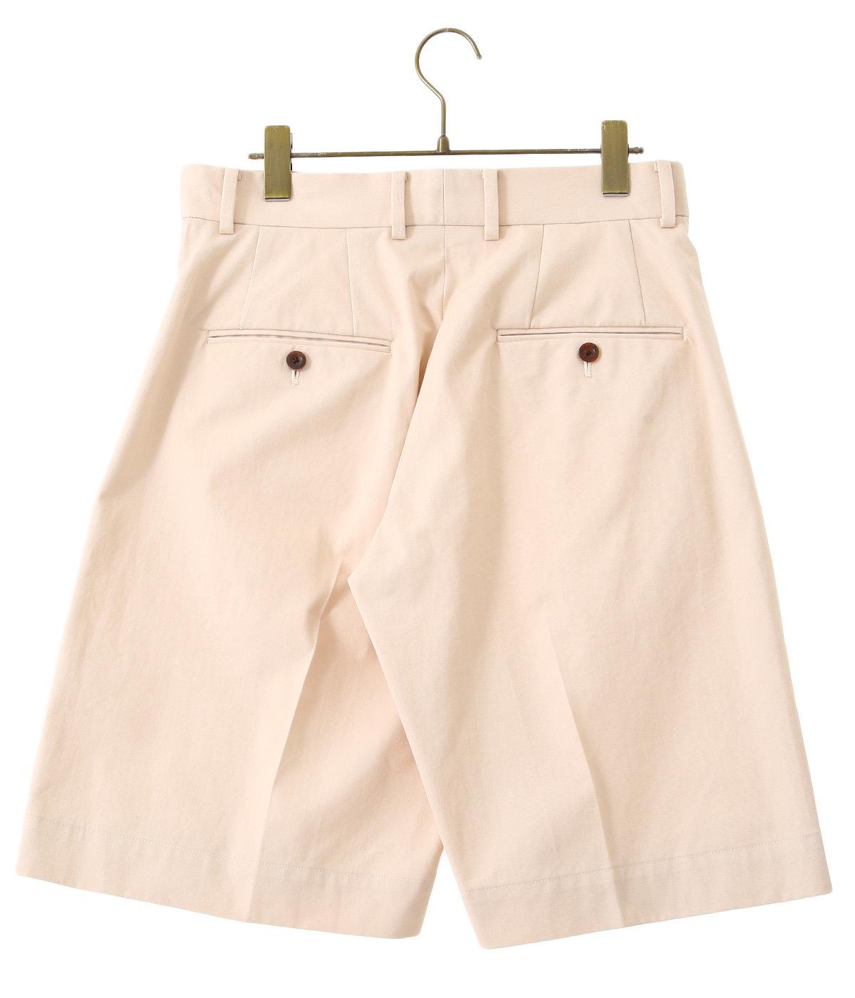 Soft Twist Organic Chino Tack Shorts