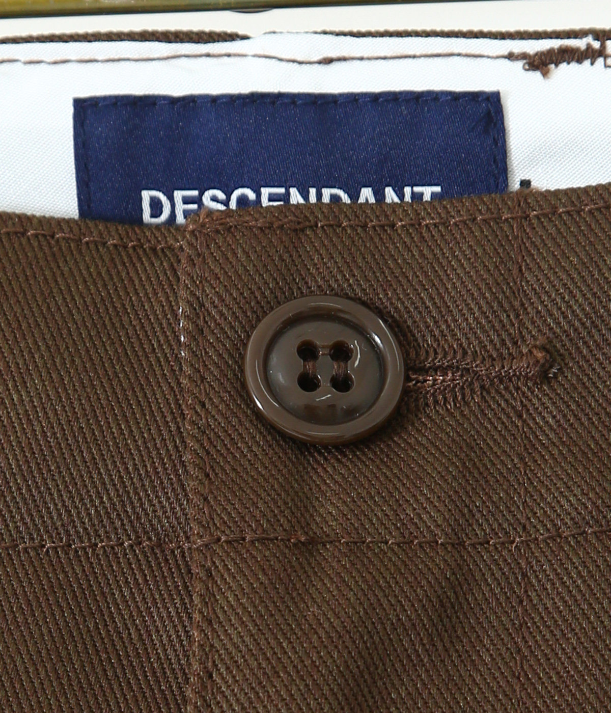 DC-6 CHINO TROUSERS