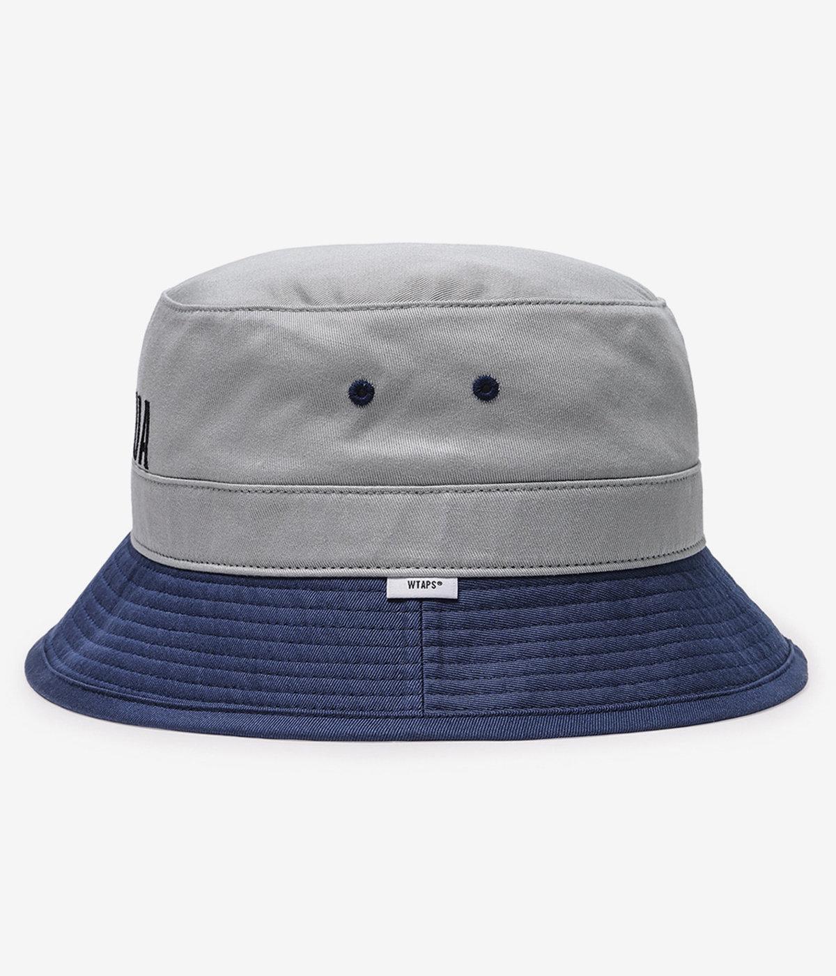 BUCKET 02 / HAT / COTTON. TWILL