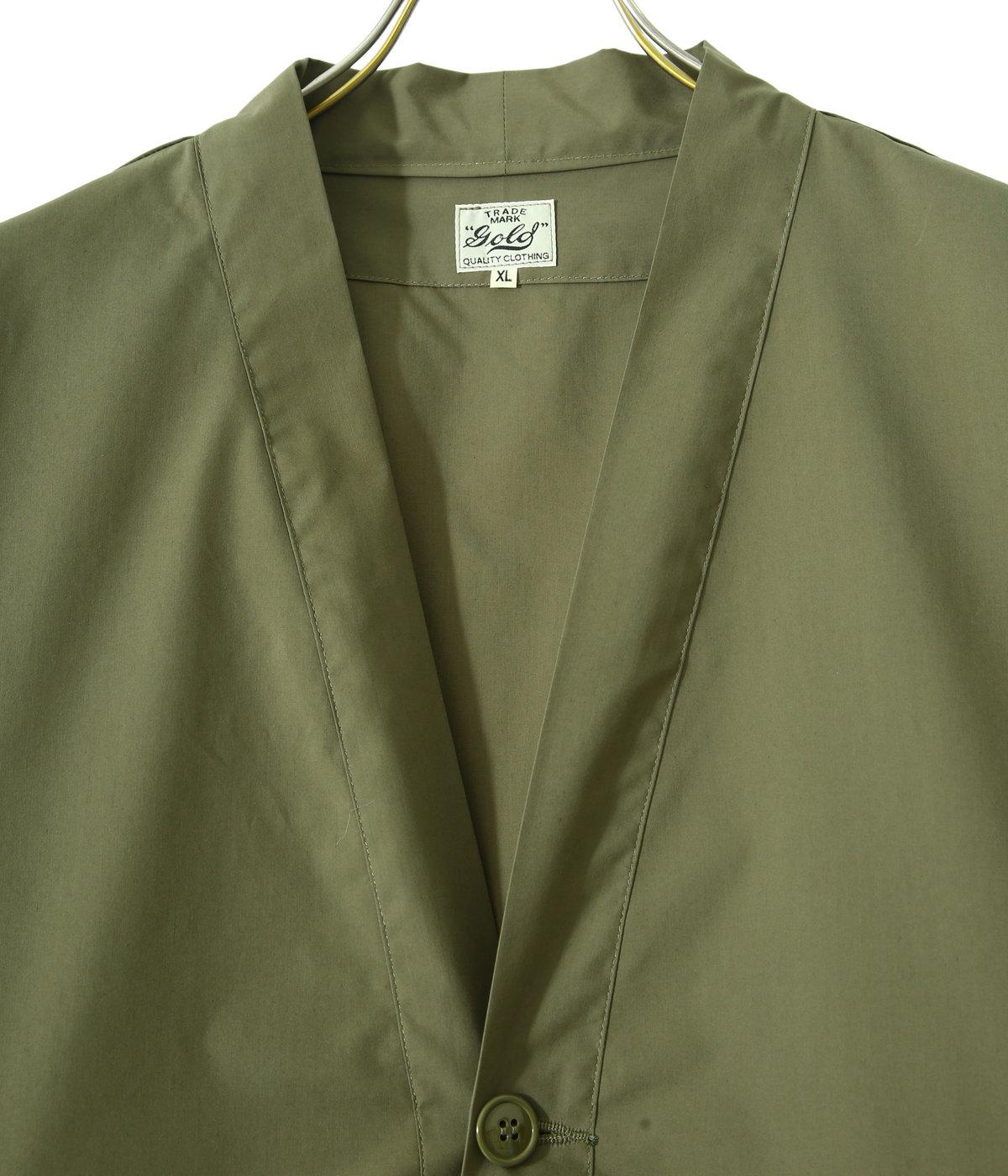 【予約】STRETCH WEATHER CLOTH CARDIGAN