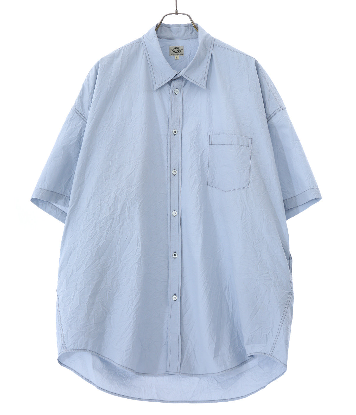 【予約】WASHER BROAD BALLOON SHIRT