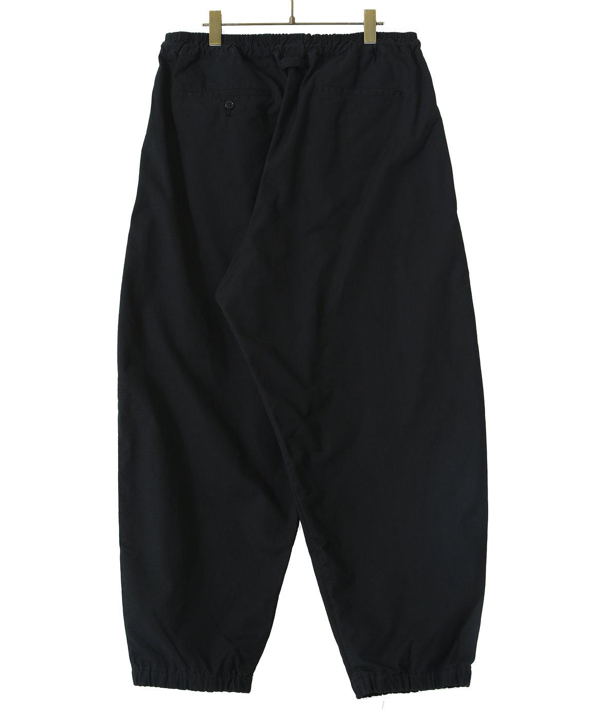 【予約】COTTON / NYLON RIPSTOP OVER PANTS