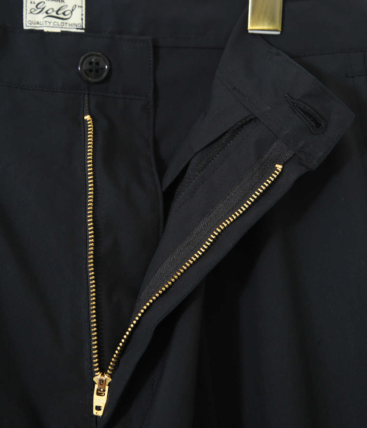 【予約】STRETCH WEATHER CLOTH OFFICER PANTS