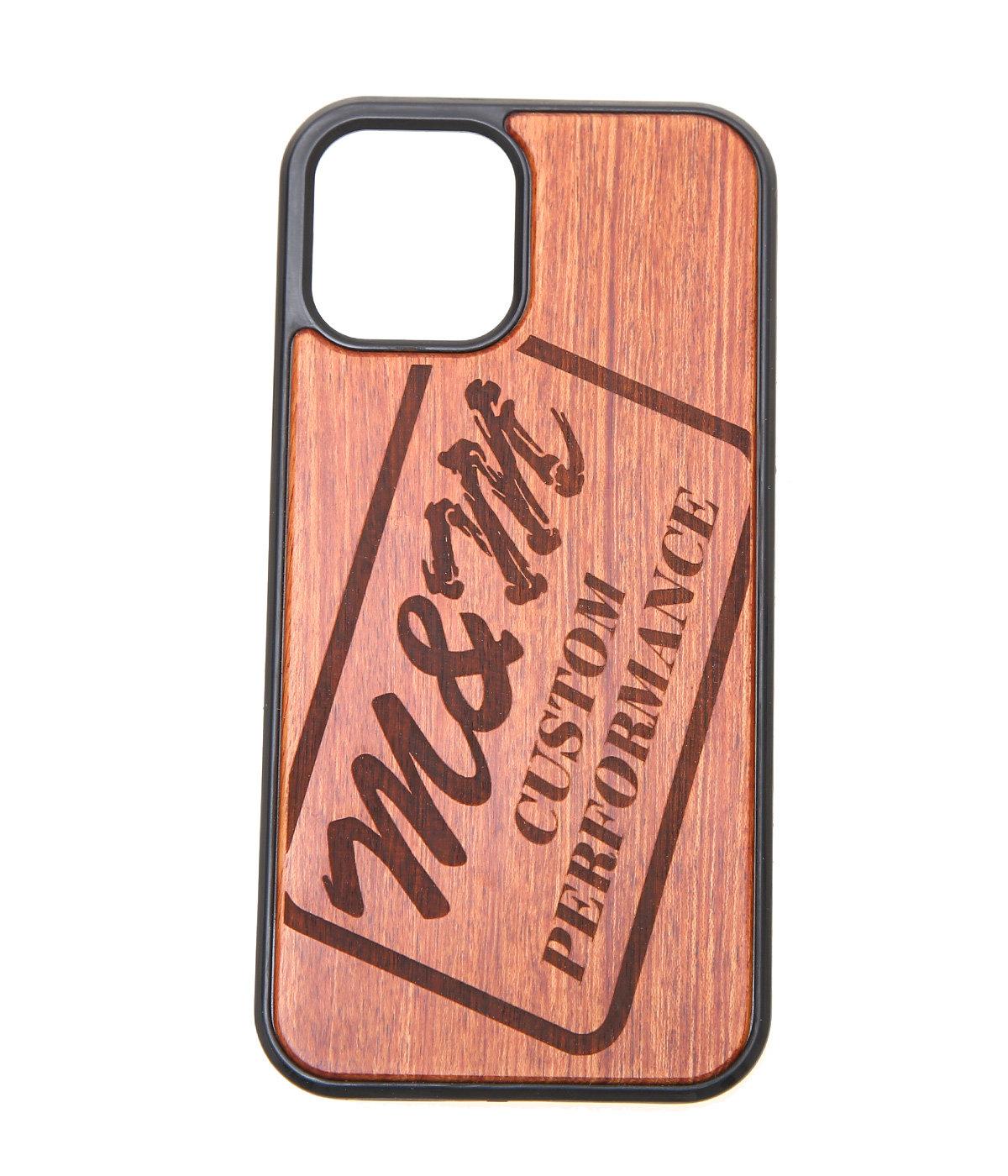 M&M×MASSES IPHONE CASE 12PRO.12