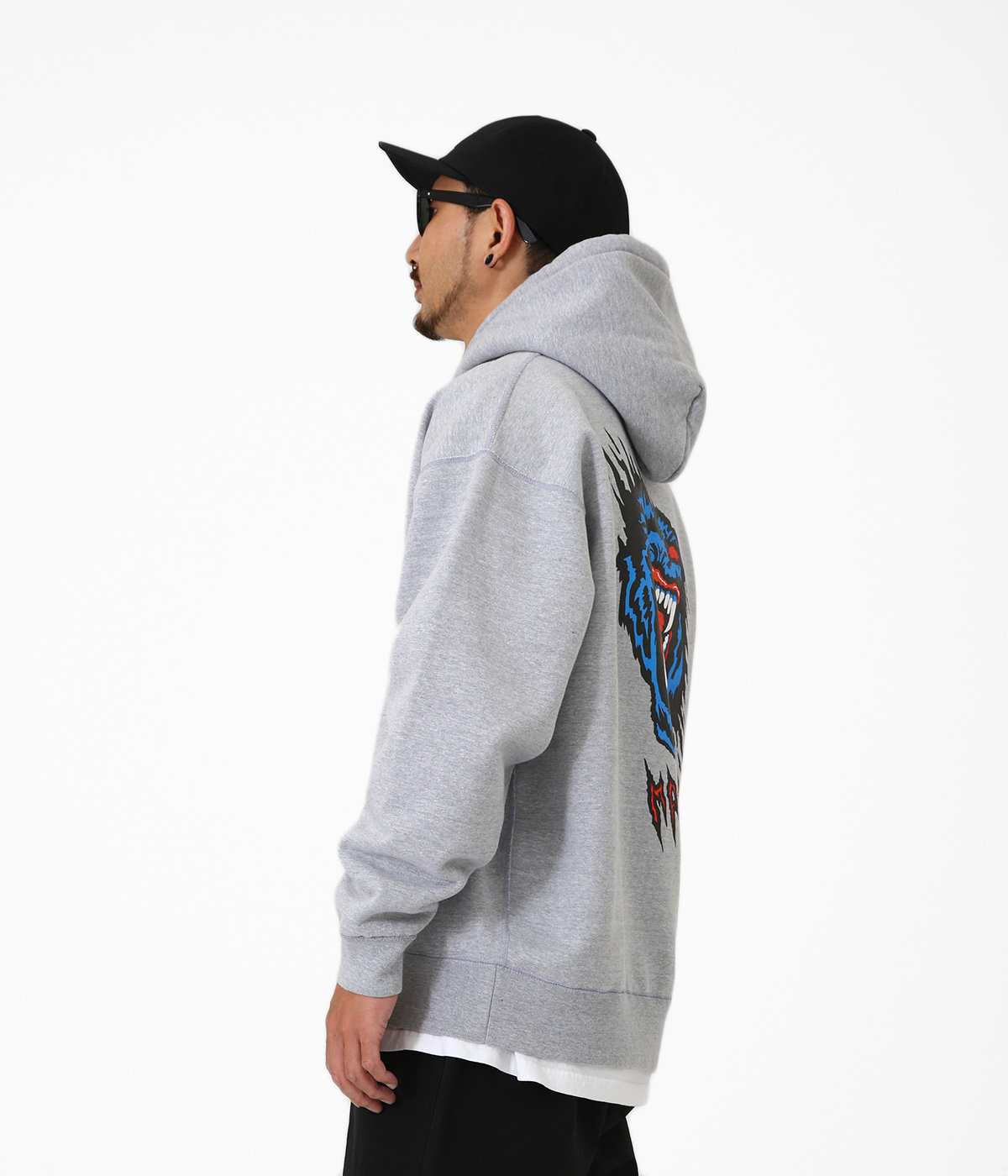SWEAT HOODED 2