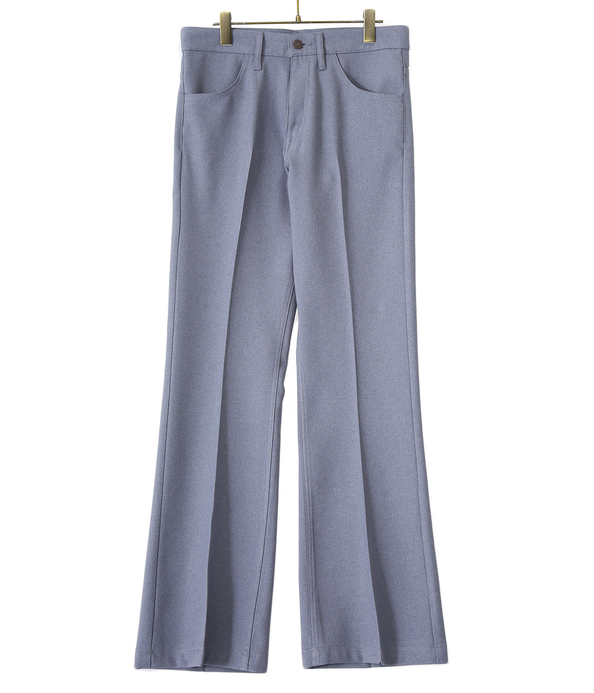 """Flare"" Flasher Pressed Pants"