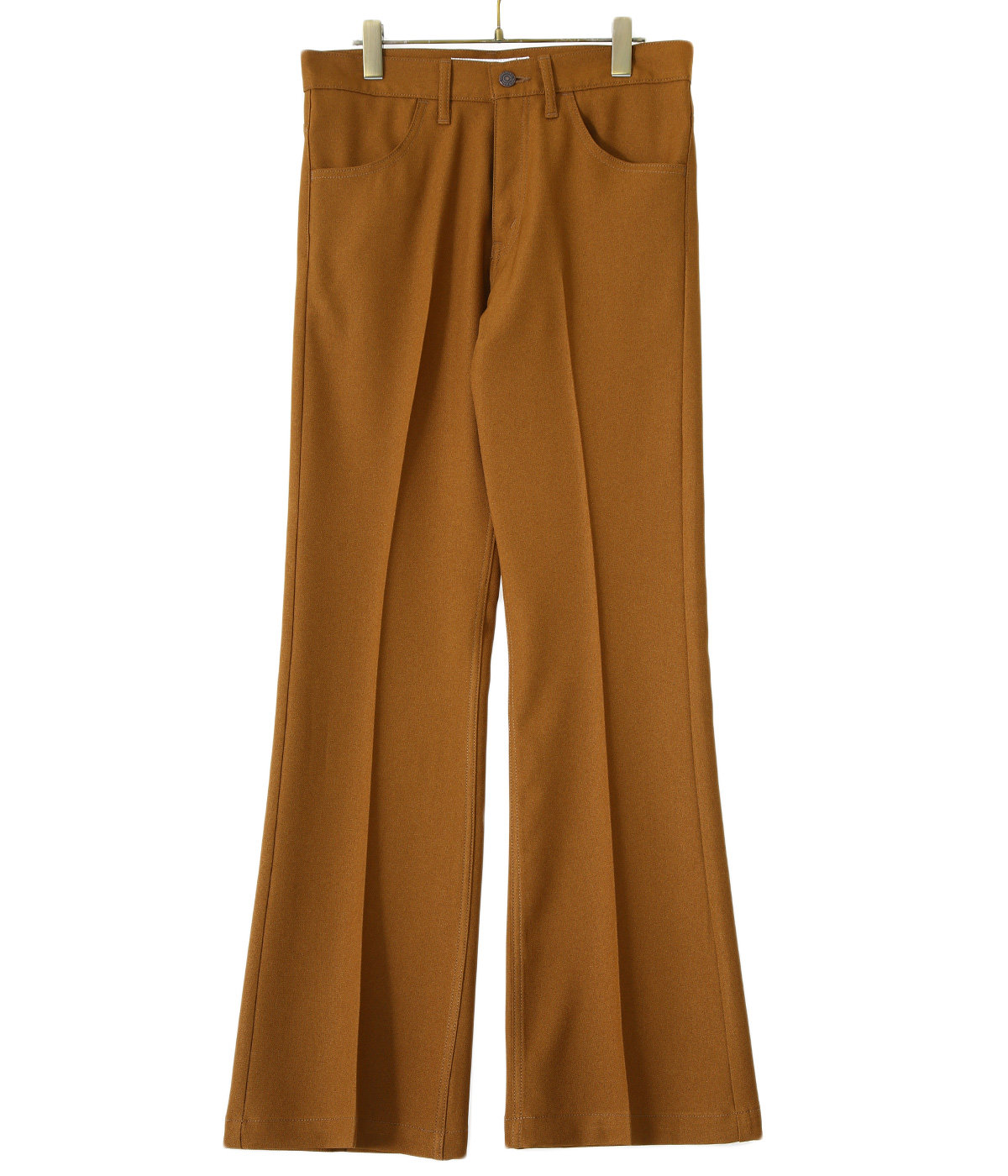 """""""Flare"""" Flasher Pressed Pants"""