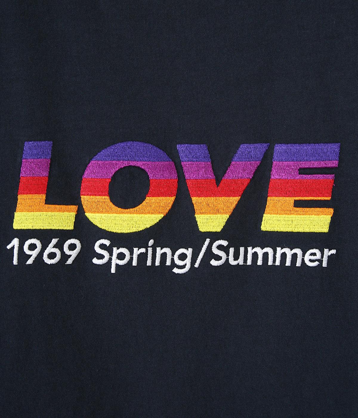 """""""LOVE"""" Vintage Long Sleeve Tee"""