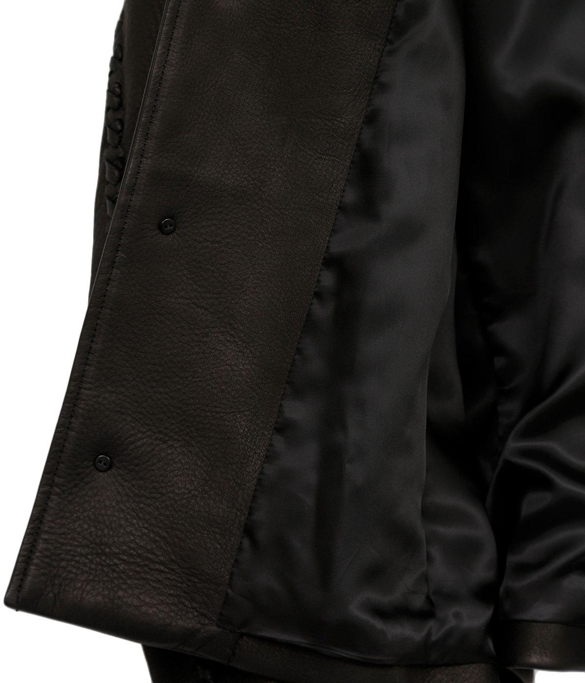 Hand Stitch Leather jacket