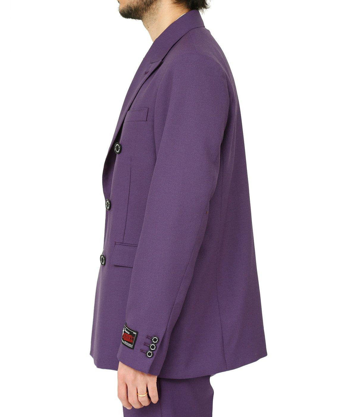 """Jimi Hendrix"" Double Tailored Jacket"