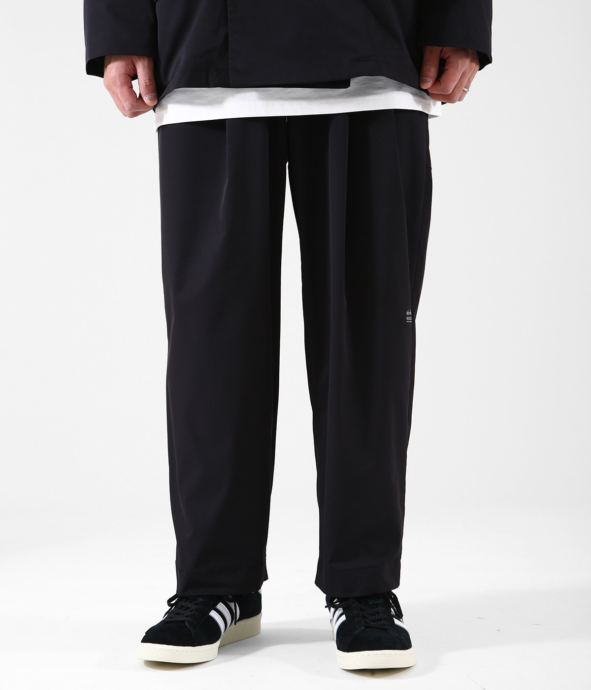 "Wildthings ""CORE"" WIDE TROUSERS"