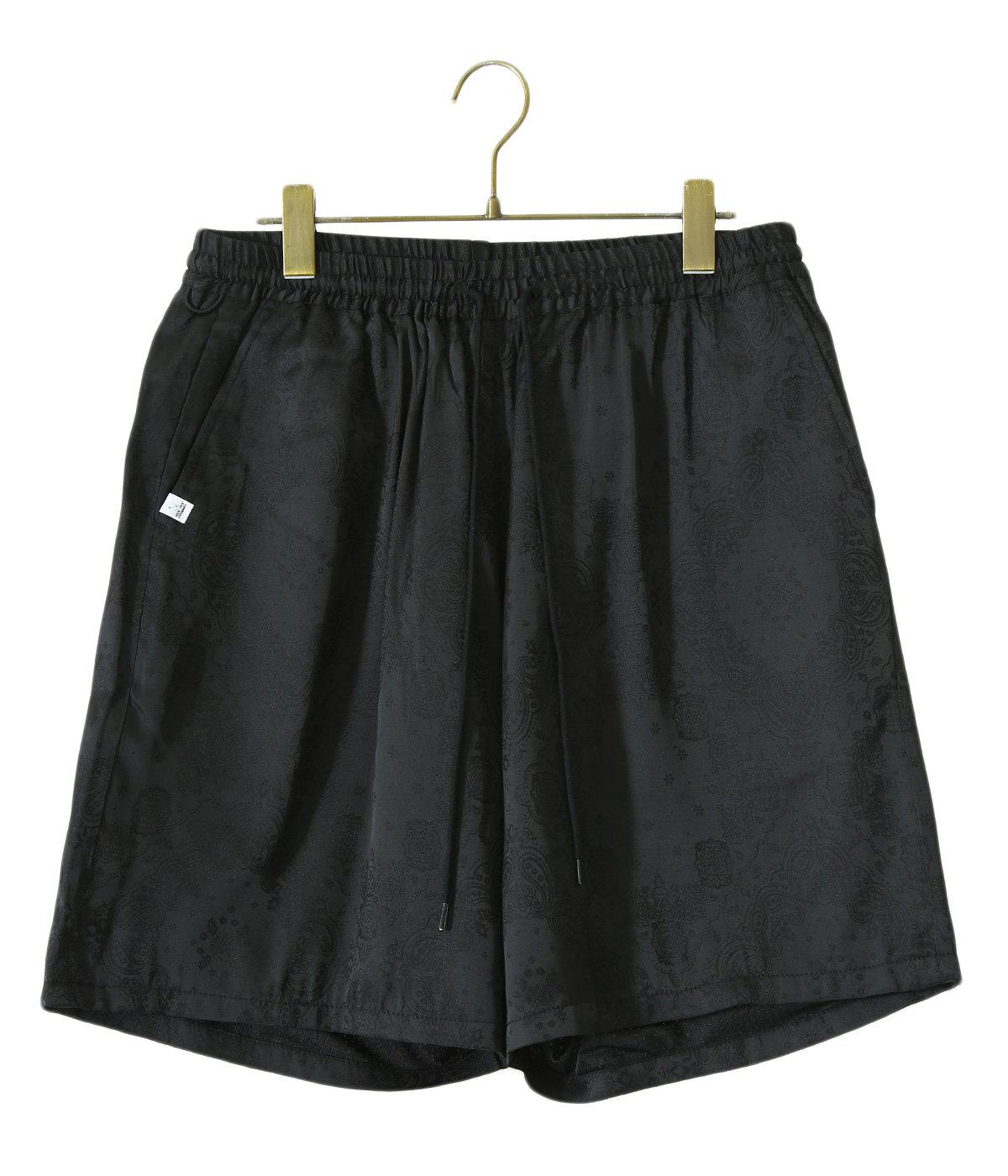 【ONLY ARK】別注 Black Paisley EZ shorts