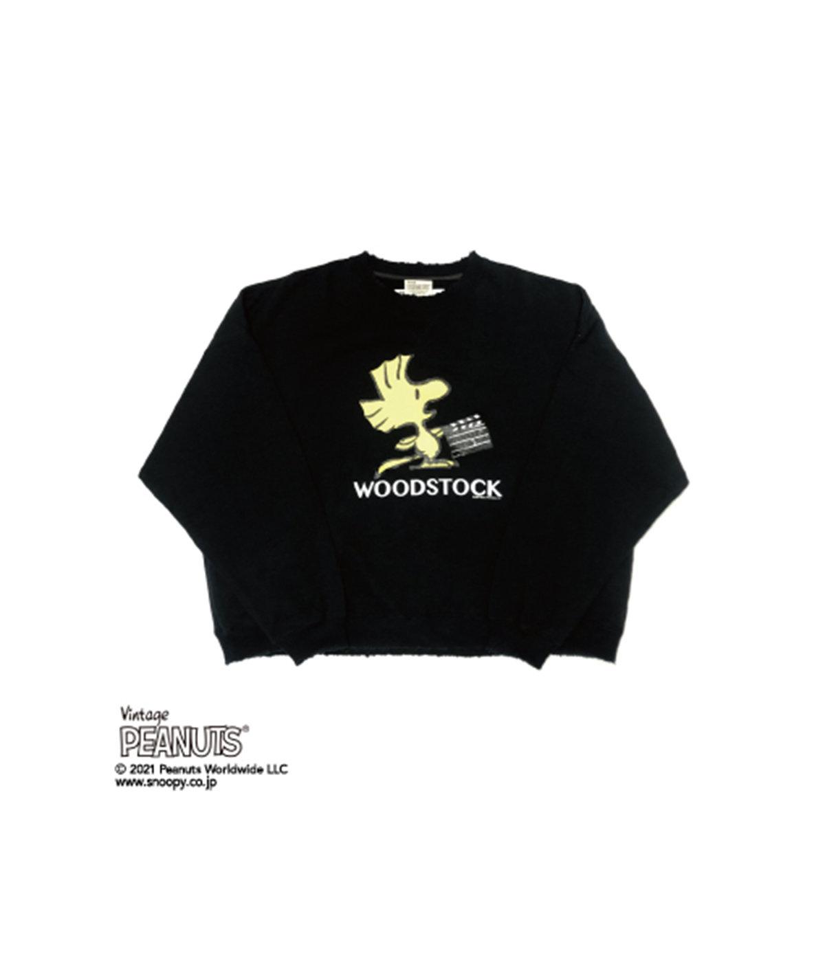 """""""WOODSTOCK"""" Water-repellent Pullover Sweater"""