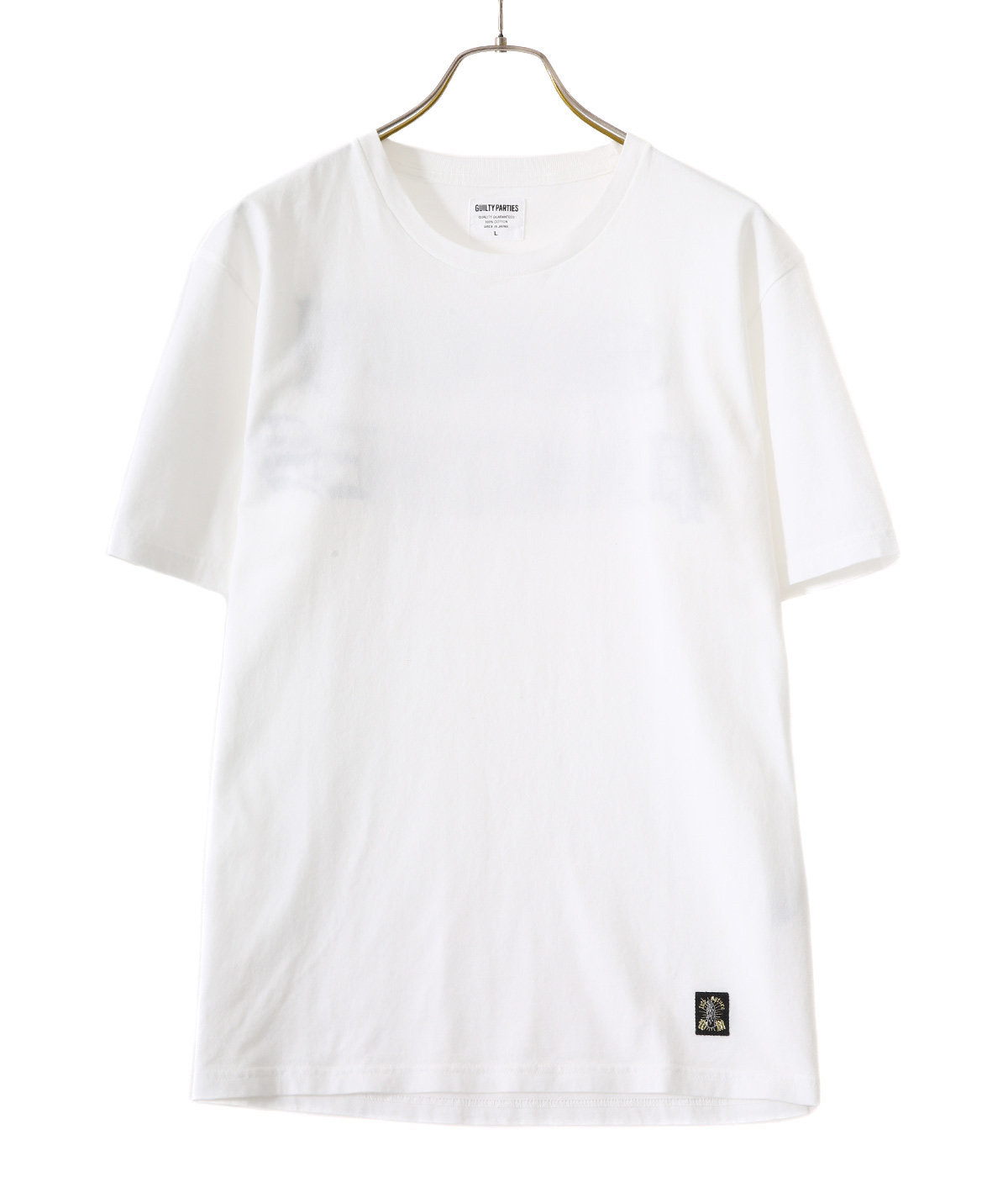 STANDARD CREW NECK T-SHIRT ( TYPE-2 )