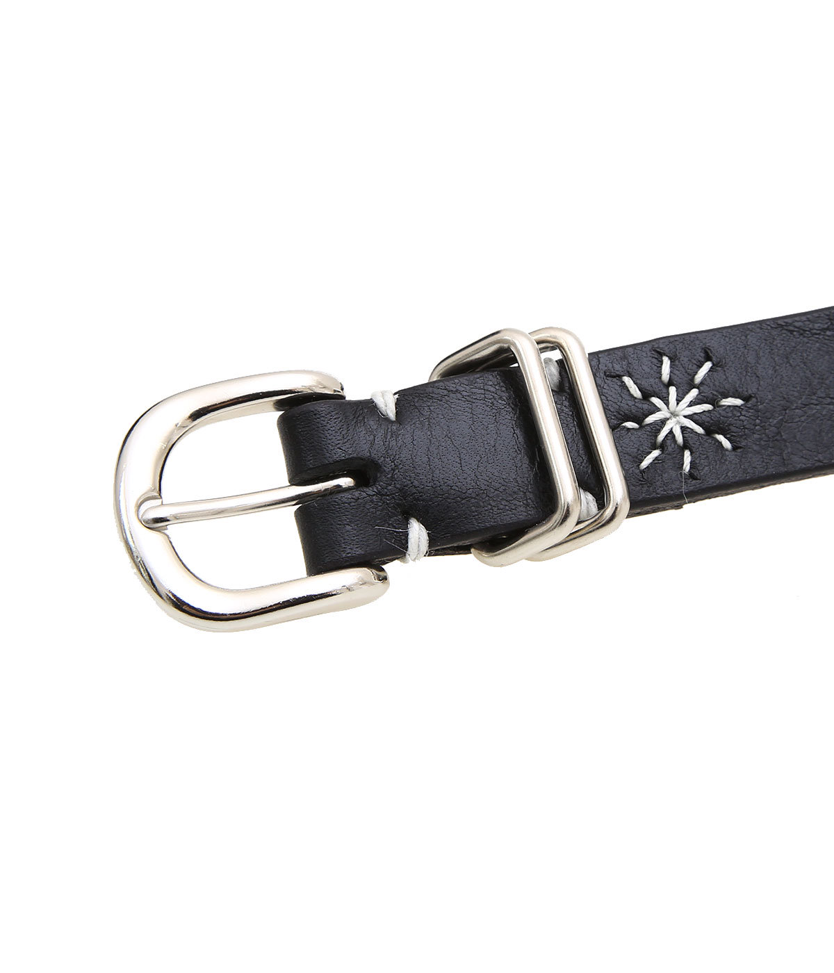 Embroidery Leather Belt
