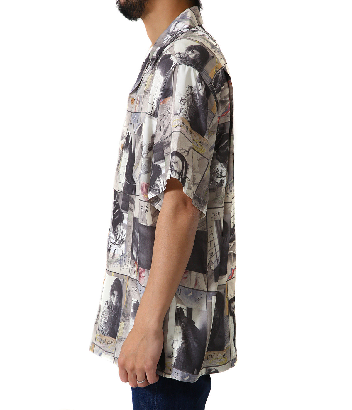 HAWAIIAN SHIRT S/S ( TYPE-1 )