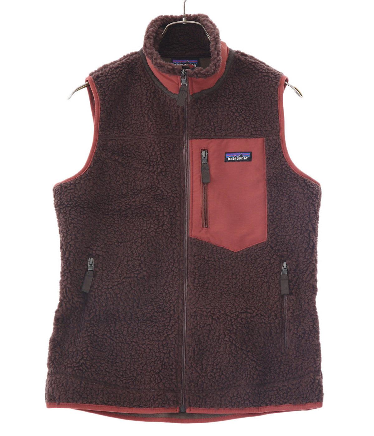 【レディース】W's Classic Retro-X Vest -DUBN-