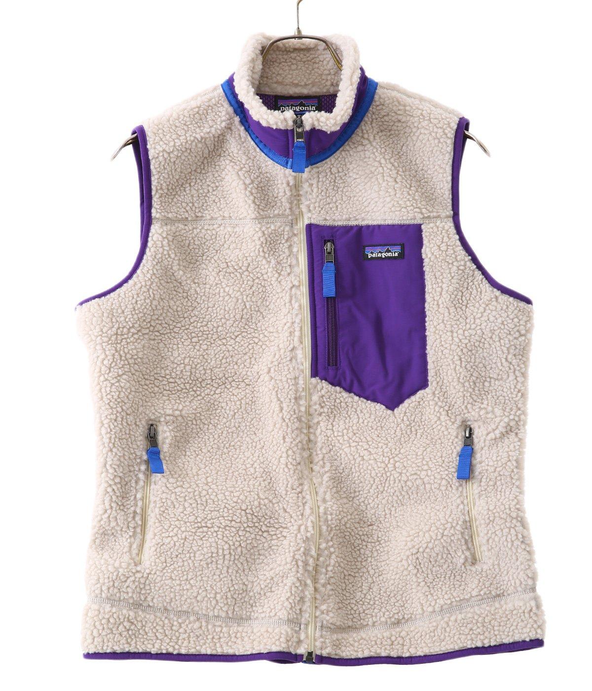 【レディース】W's Classic Retro-X Vest -FRYT-