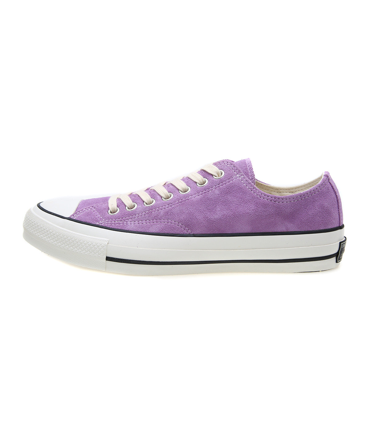 CHUCK TAYLOR SUEDE OX -LILAC-