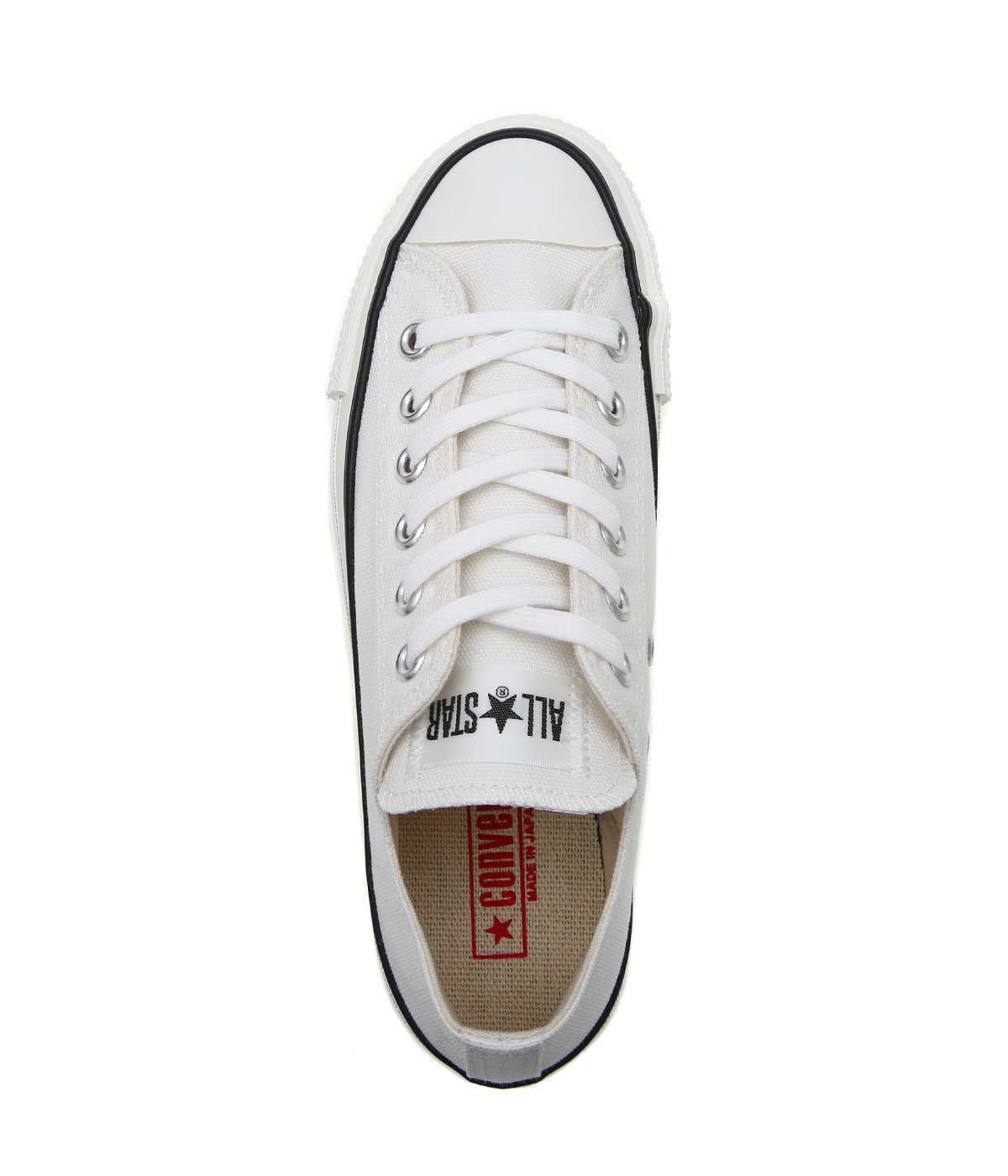 CANVAS ALL STAR J OX -ホワイト-