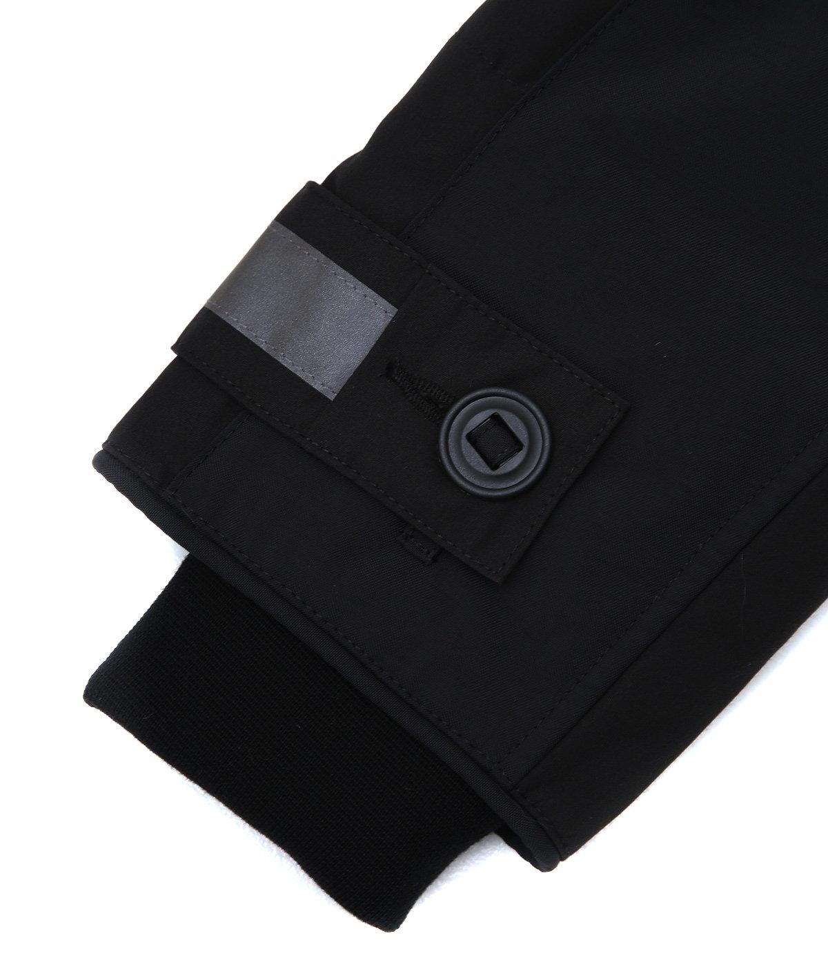 【レディース】<BENNETT PARKA(ベネット パーカー)>-BLACK LABEL/BLACK DISC-