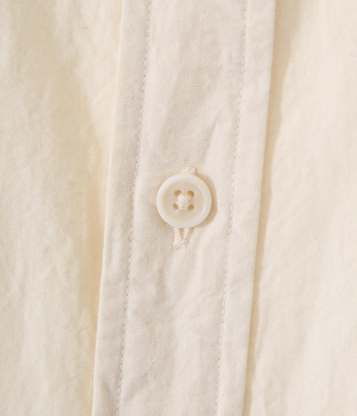 バンドカラーシャツ - 40156 -