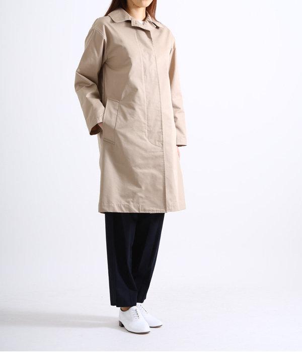 【レディース】LONG SINGLE BREASTED COAT