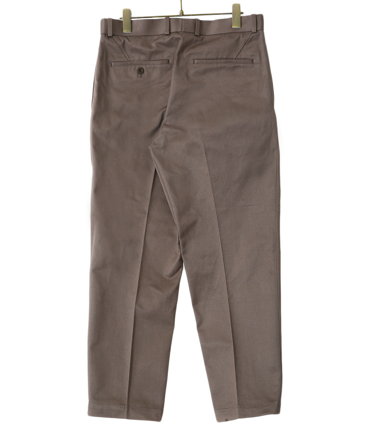 San Joaquin Cotton Loose Fit Tapered Trousers