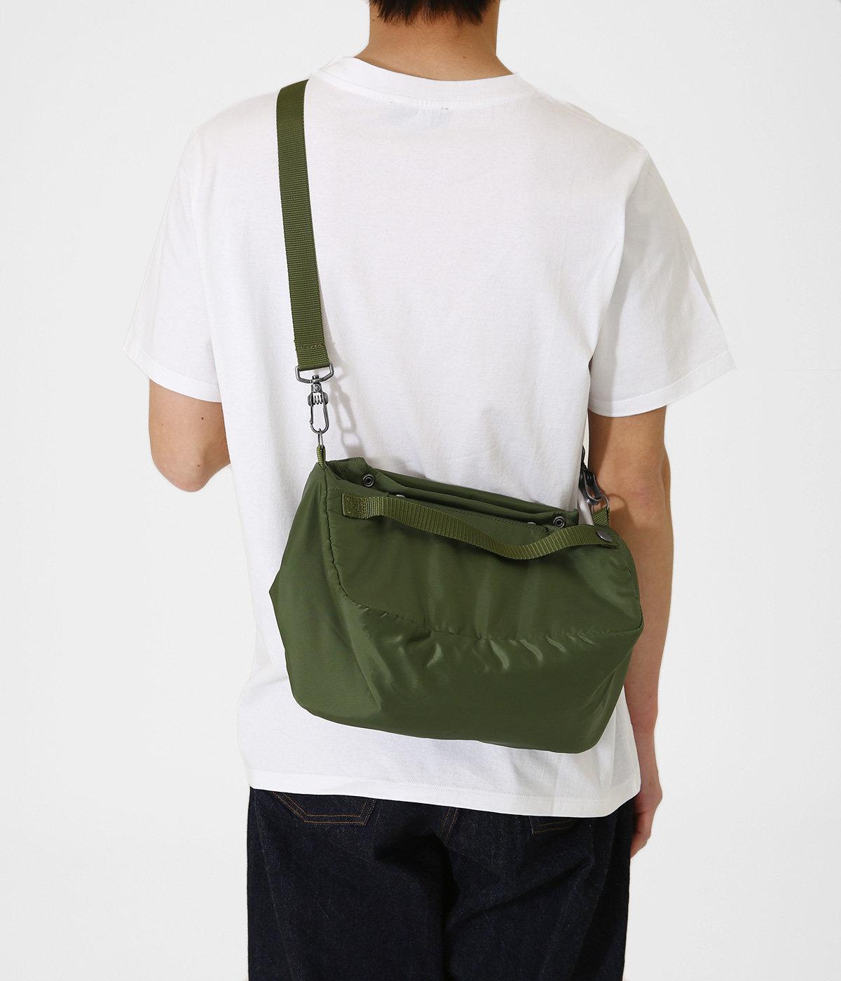 SMALL SHOULDER BAG US NYLON TAFFETA