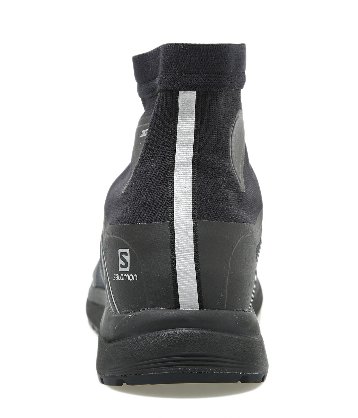 reflective highcut sneakers by salomon