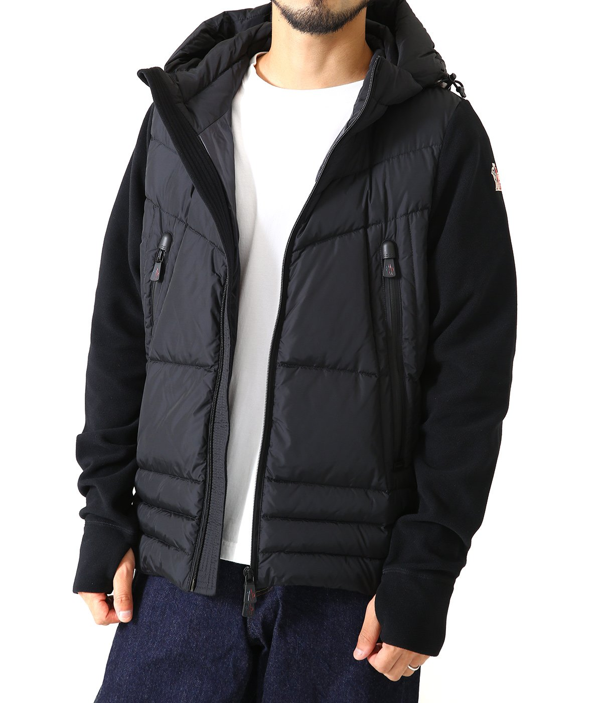 MONCLER GRENOBLE MAGLIA CARDIGAN