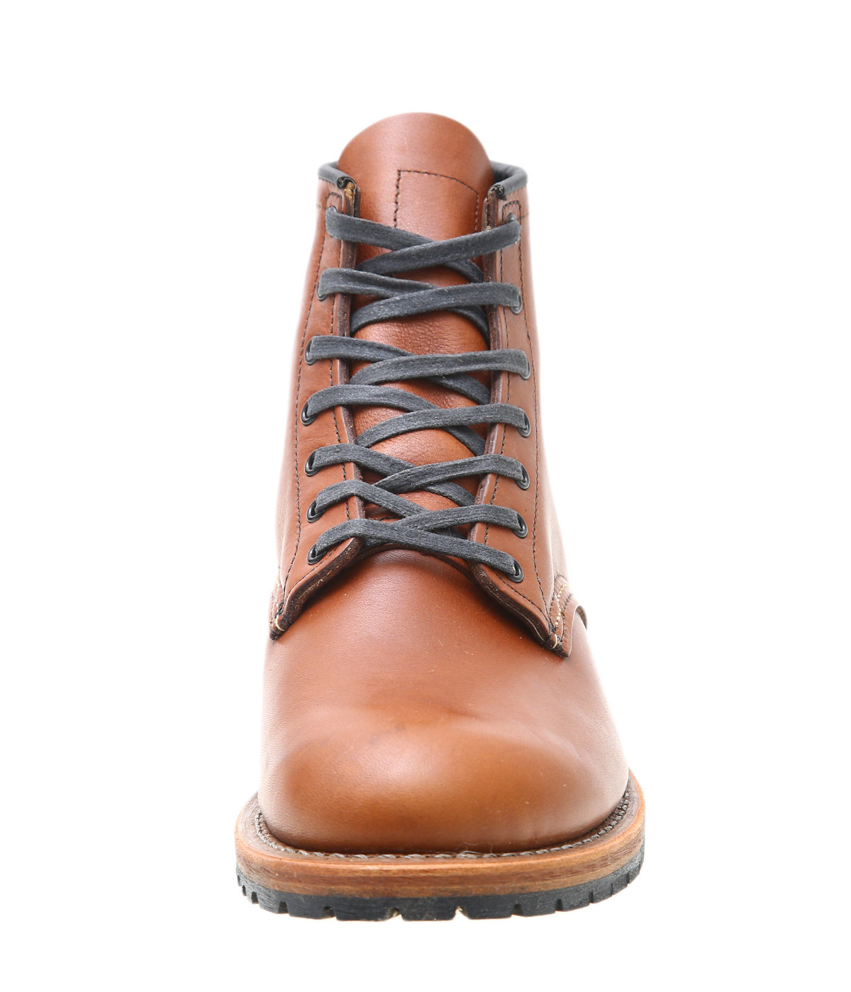 ROUND-TOE BECKMAN BOOTS STYLE NO.9016