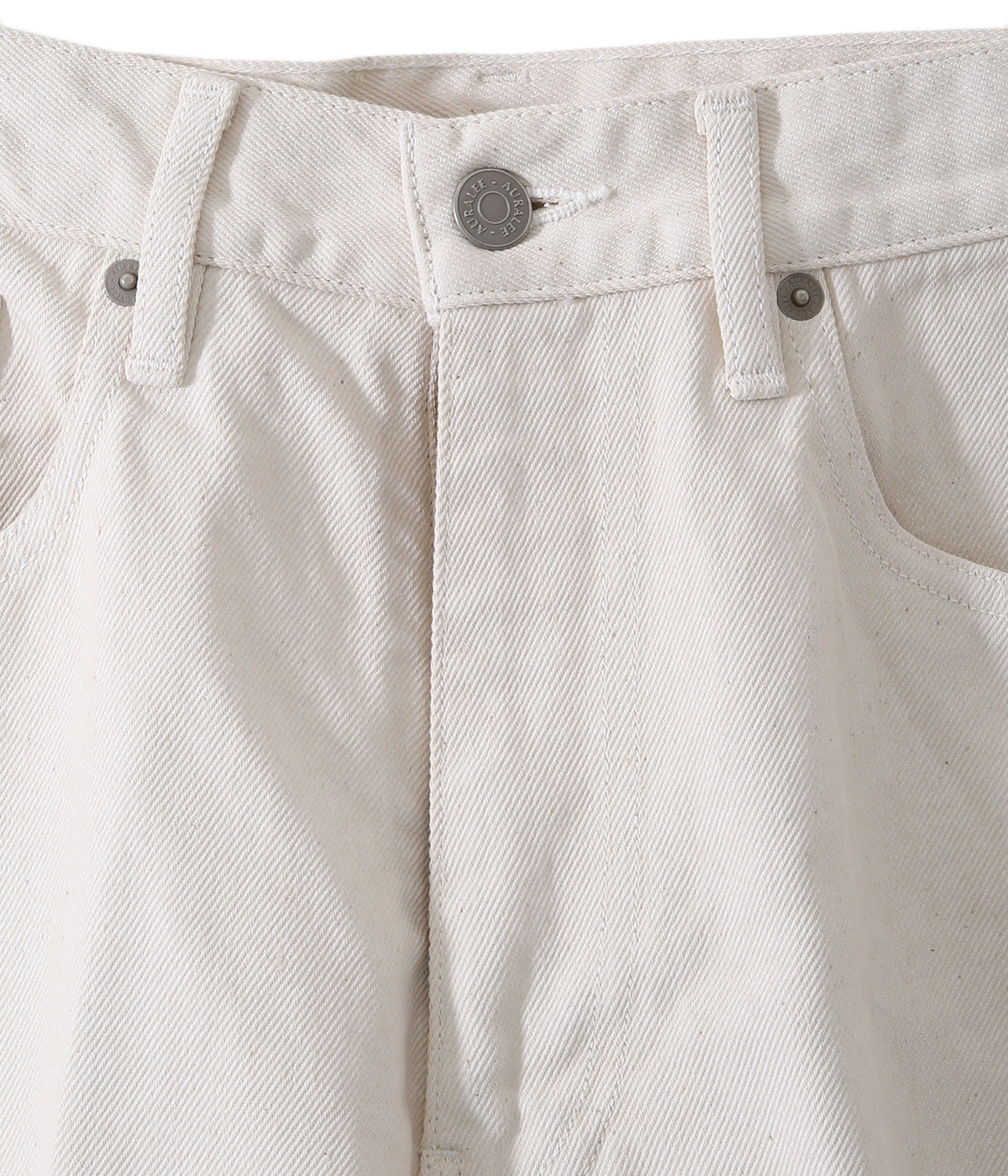 HARD TWIST DENIM 5P PANTS