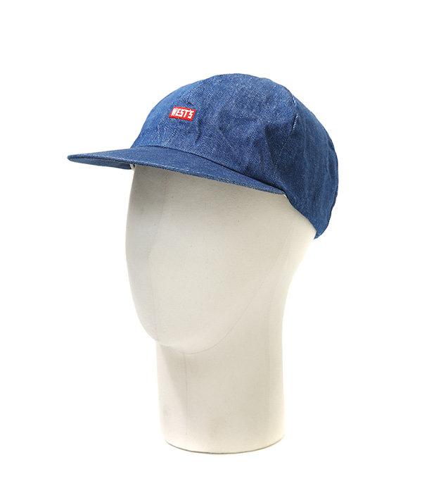 WEST'S DENIM CAP